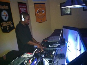 DJ-HD on the Tables!